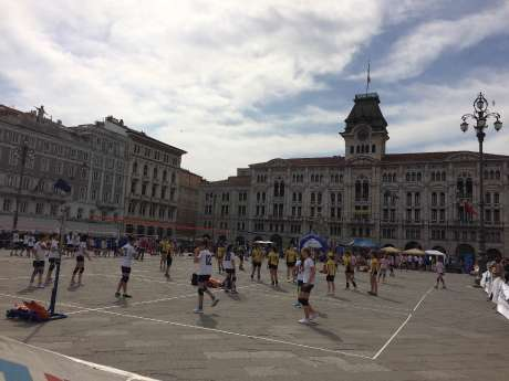 Giornata Nazionale dello Sport 2016 - Trieste