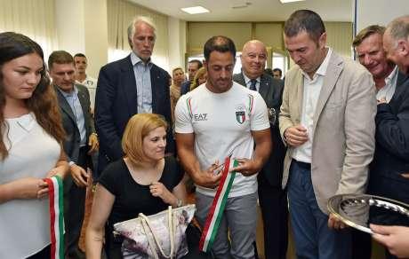 Inaugurazione centro di medicina dello sport - CONI Pordenone