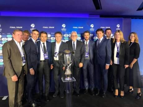 Sorteggio UEFA Under 21 Italia 2019