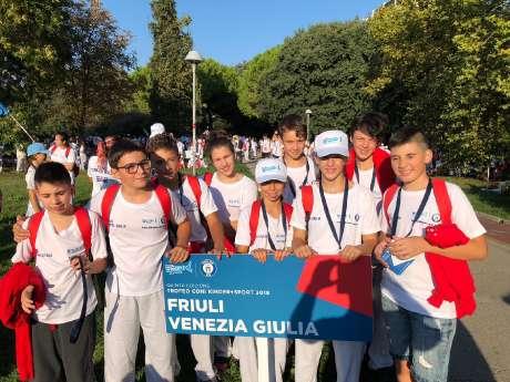 Trofeo CONI Kinder+Sport 2018 - Rimini
